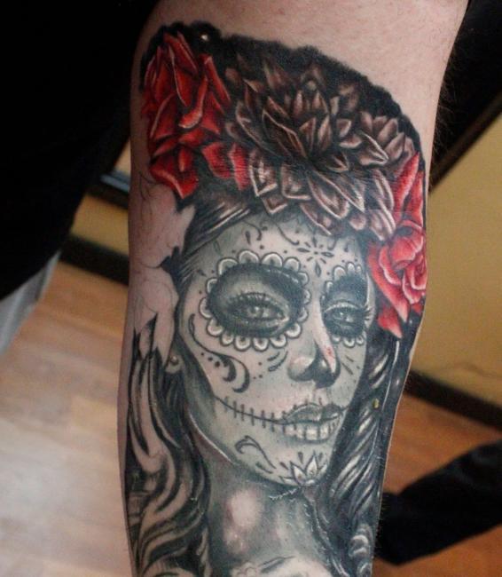 9e4043579 Portfolio of Sean Ambrose » Arrows and Embers Tattoo, Concord NH ...