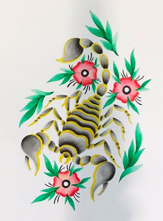 Will Self NH Tattoo Artist Boston Concord Worcester MA Trad Traditional Tattoos Neo-trad NeoTraditional neo-traditional amazing best tattoo artist New England Old School Japanese Americana American Tattooing Style